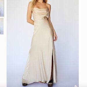 The Rosabel Maxi Dress NWOT